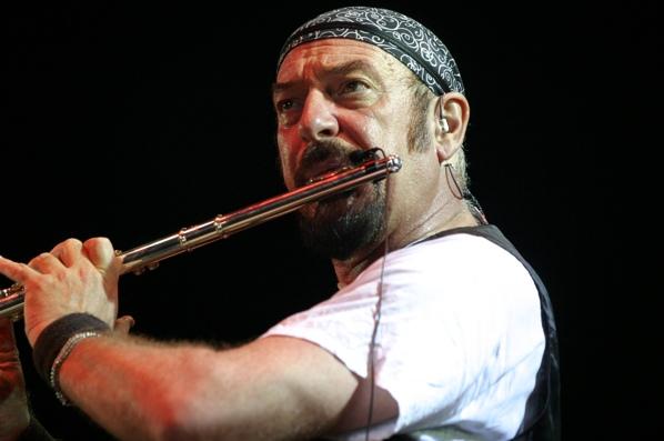 Jethro Tull Tour  Ian Anderson
