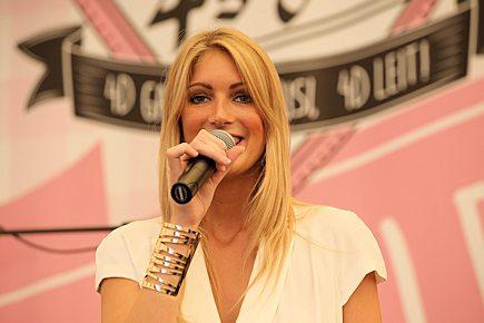 Daria KINZER - Wieselburg Radio NÖ