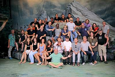 WATZMANN Crew & Cast